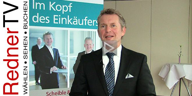 Redner Management Kurt-Georg Scheible Video - RednerTV.de