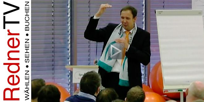 Redner Motivation Ralf R. Strupat Video - RednerTV.de